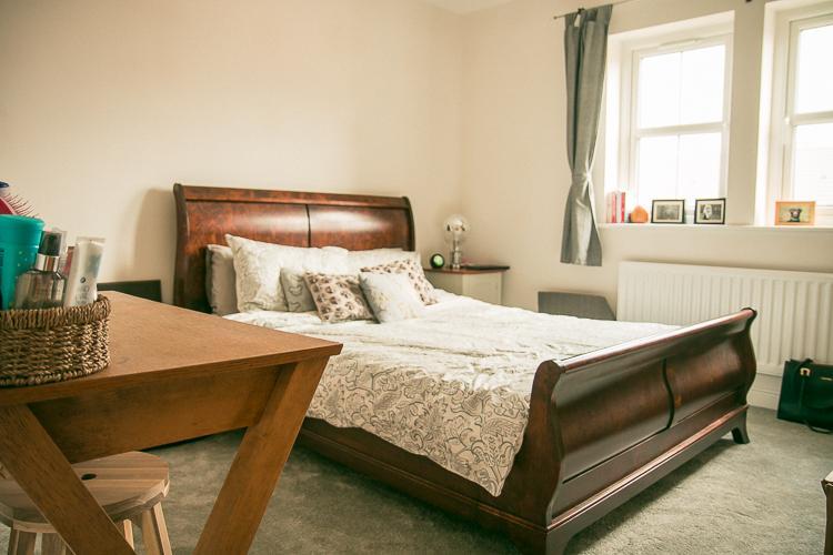 new build homes bedroom