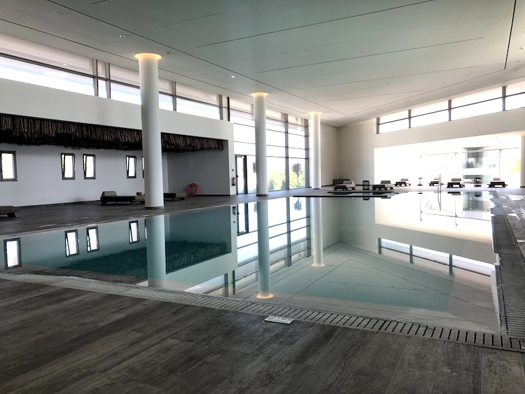 sensatori indoor pool