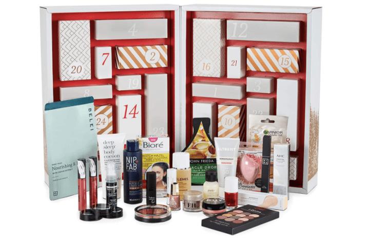 amazon advent beauty calendar