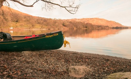 Kayaking Ullswater: A Day in the Lake District