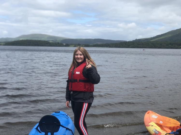 bassenthwaite kayak