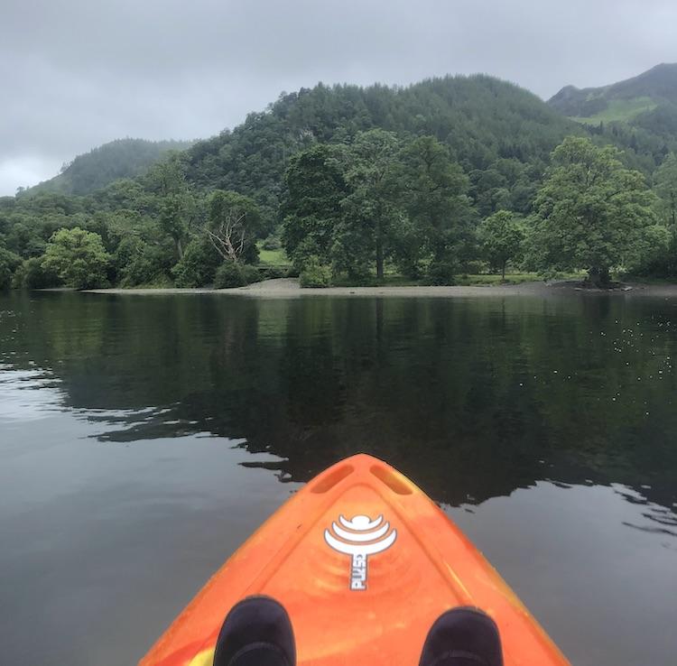 kayak guide lake district