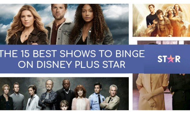15 of the Best Shows to Watch on Disney+ Star