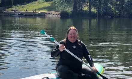 How to hire a Wetsuit in Sizes 16+
