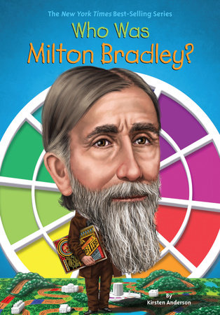 Image result for milton bradley the man