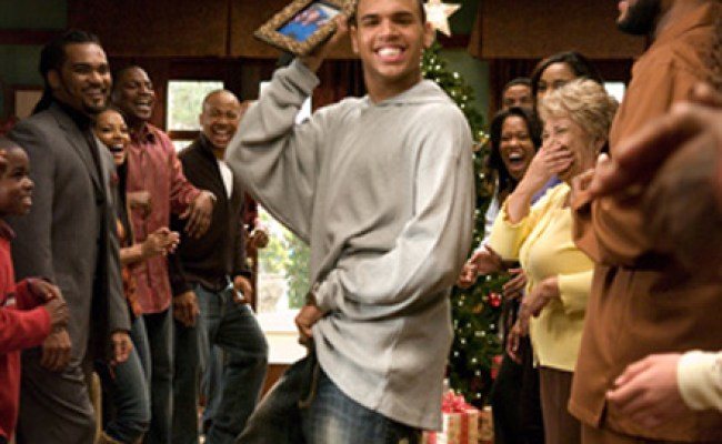 Rewind That Chris Brown This Christmas Video Vs Donny