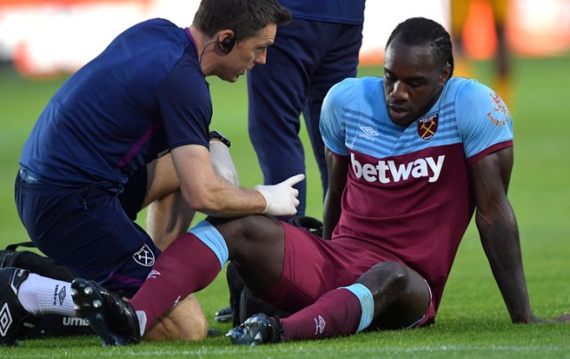 Team news: Michail Antonio undergoes successful surgery | West Ham United