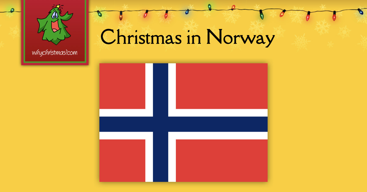 Christmas In Norway Christmas Around The World