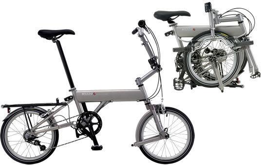 Sport Bike In Future: folding bikes