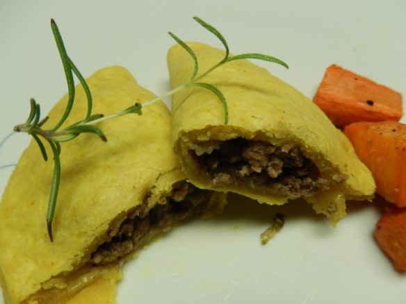warmth from spice jamaican patties  why go out to eat