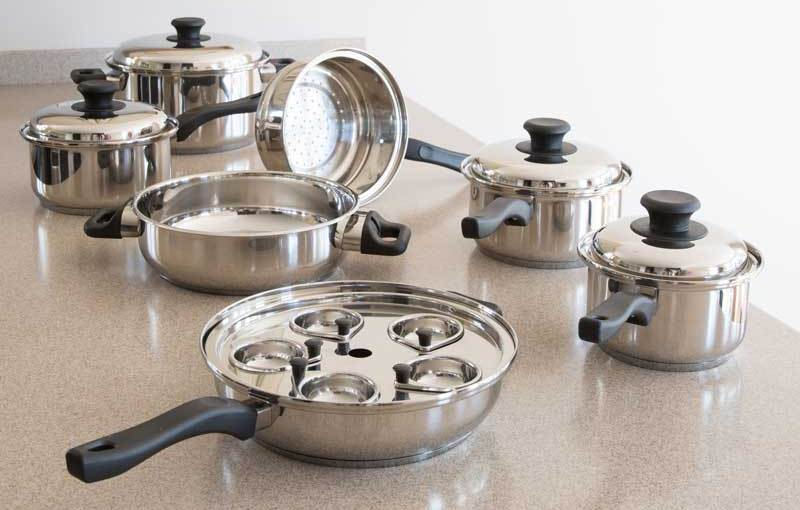 Vapo-Seal Waterless Cookware Review