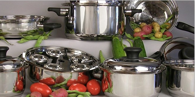 Vapo-Seal Waterless Cookware