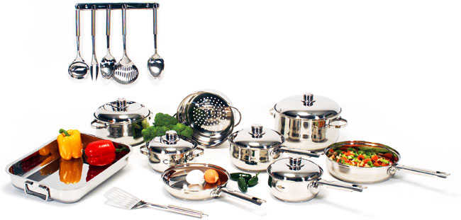 Chef's Secret Cookware Review
