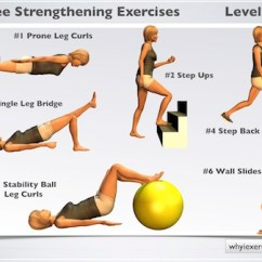 Best Chair Post Back Surgery Wheelchair Kl Knee Strengthening Exercises: Illustrated With 7 Videos, Challenging Moves!