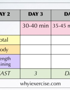 also free exercise program workout calendar plus  guide to rh whyiexercise