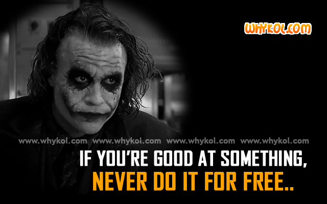 Odia Quotes Wallpaper Joker Quotes The Dark Knight