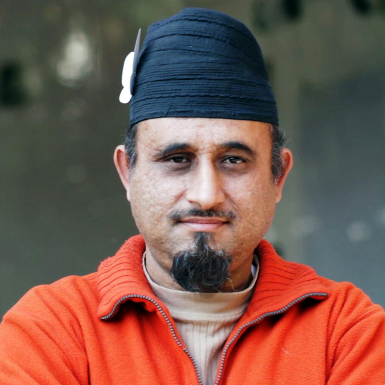 Ujwal Thapa's widely used photograph for BibekSheel Nepali