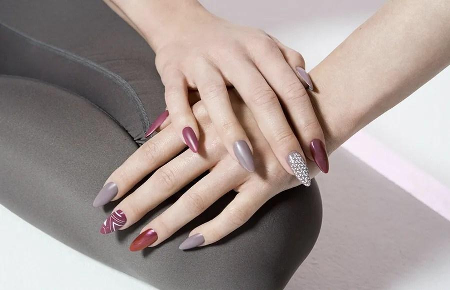 semi permanente alle unghie
