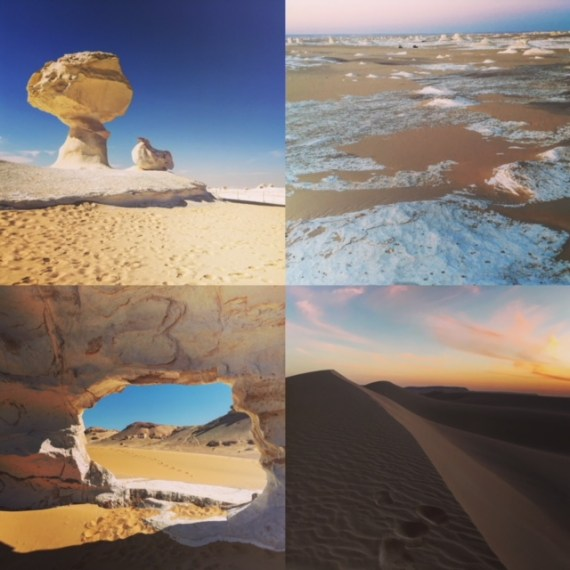 Snippets of Egypt's Bahariya Oasis