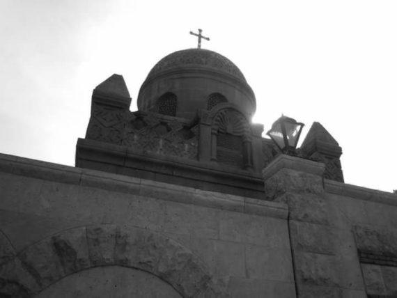 Coptic church in Old Cairo