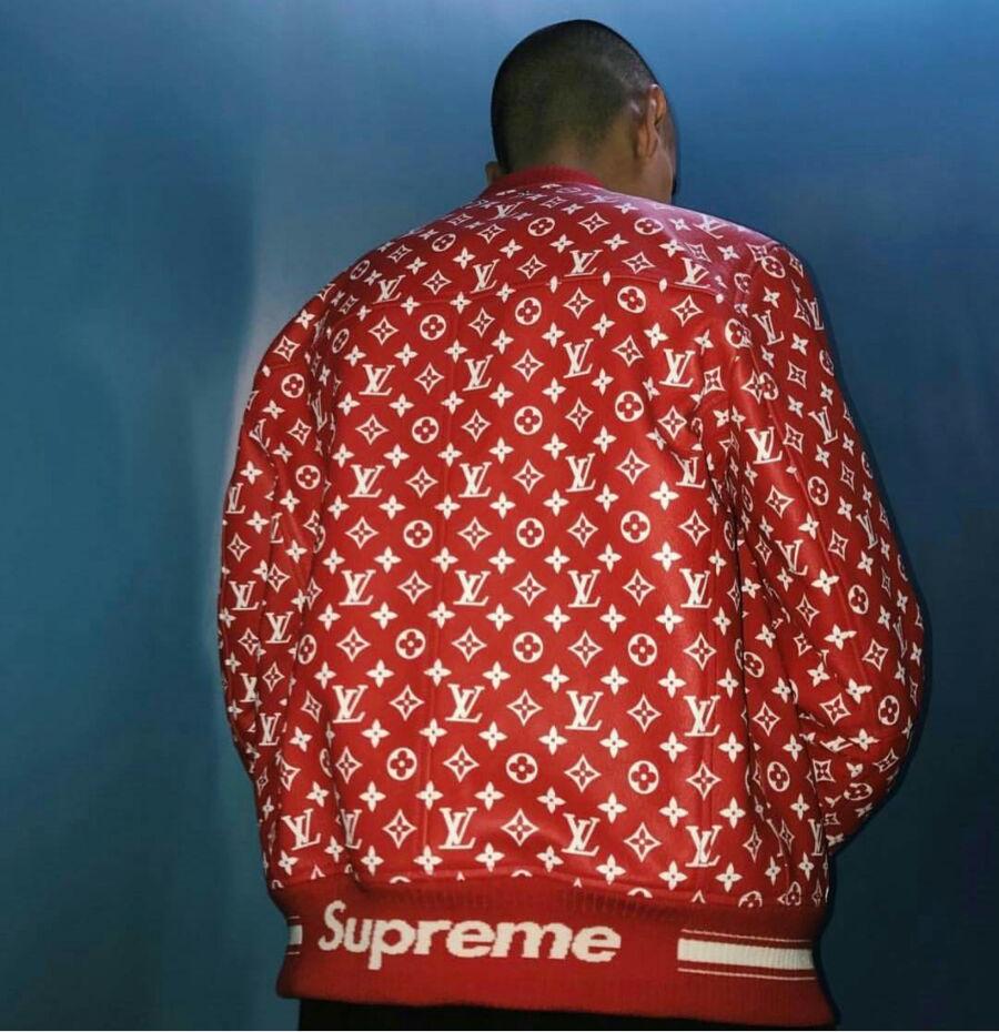 Supreme x Louis Vuitton  WhyNotMag