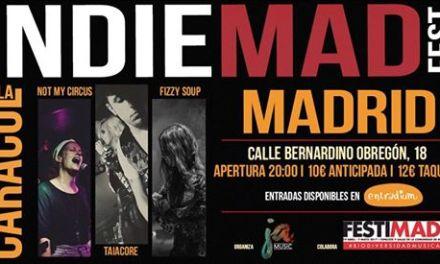 La primera edición del Indie Mad Fest llega a Madrid