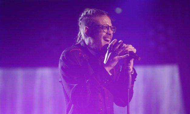 Andrés Martín gana la quinta edición de La Voz