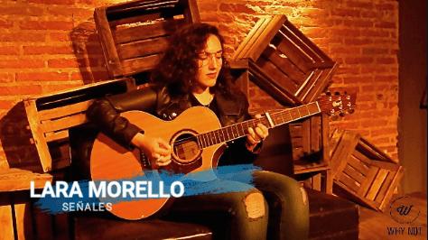 ACÚSTICO con Lara Morello