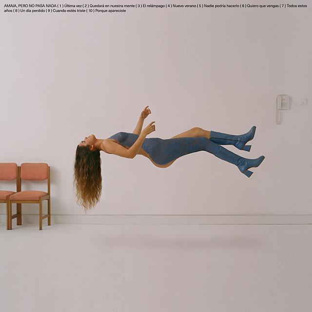 Amaia desvela el título y la portada de su disco