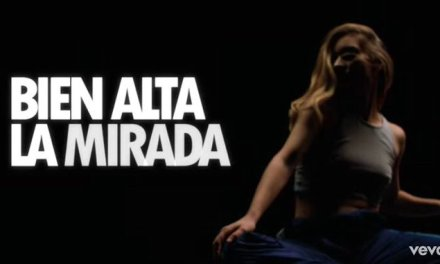 """Amaral presenta """"Bien alta la mirada"""""""