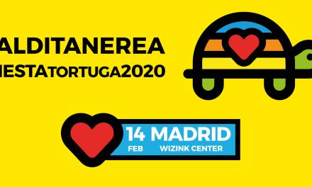 Maldita Nerea anuncia su 'Fiesta Tortuga 2020' en el WiZink Center