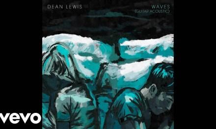 Dean Lewis y su nuevo EP de 'Waves', todo un éxito que debes conocer