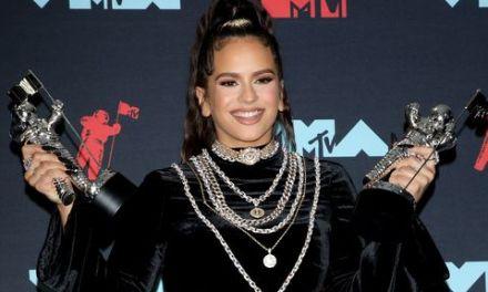 Rosalía, primera artista española en ganar un MTV Video Music Award