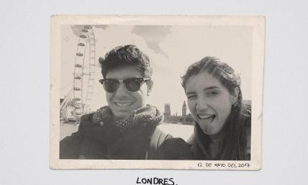 """Viajamos a """"Londres"""" con Alfred García"""