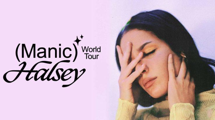 Halsey comenzará su 'Maniac World Tour' en España