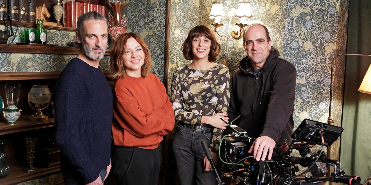 ENTREVISTA | Macarena García, Belén Cuesta y Ernesto Alterio