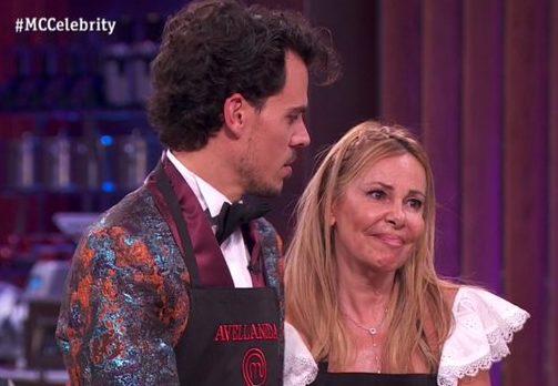 MasterChef Celebrity despide a Ana Obregón una semana después de su repesca