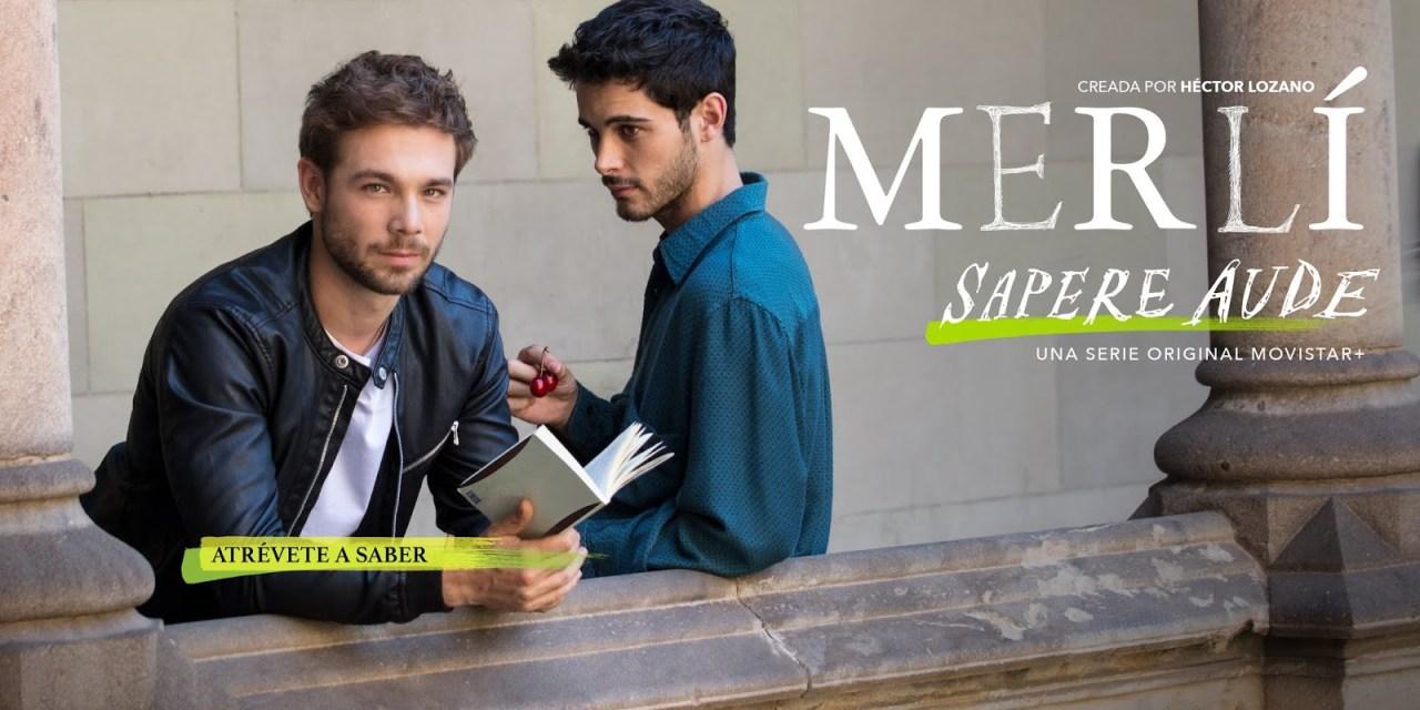 ¡Ya tenemos carteles y trailer oficial para el esperado Merlí Sapere Aude!