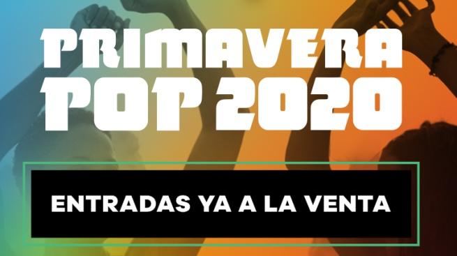 El Primavera Pop vuelve a Madrid, Barcelona y Málaga