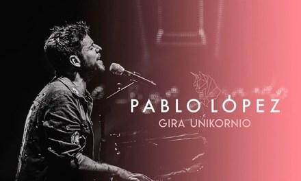 """Pablo López anuncia """"Unikornio"""", su nueva gira"""