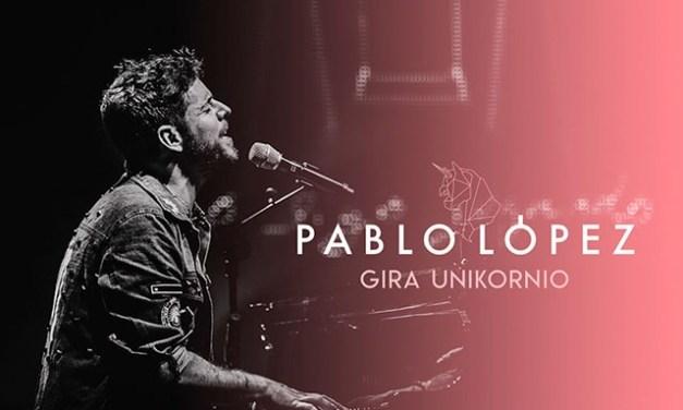Pablo López anuncia «Unikornio», su nueva gira