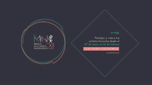 ¡Se abren las votaciones del público para los Premios MIN!