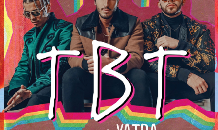 """""""TBT"""" es lo nuevo de Sebastián Yatra con Manuel Turizo y Rauw Alejandro"""