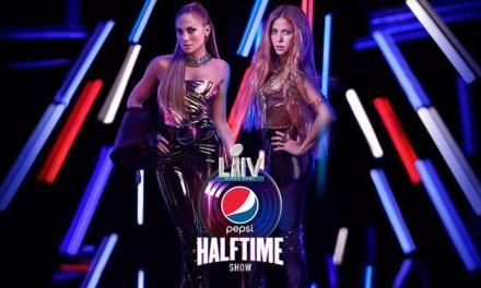 Shakira y JLO ponen ritmo al midtime en la final de la Super Bowl 2020