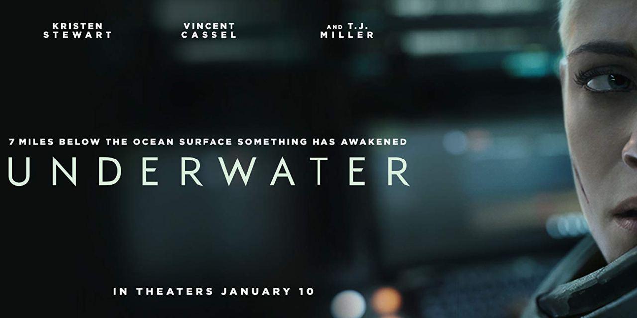 """Oscuridad, supervivencia y asfixia en """"Underwater"""""""