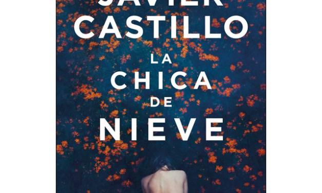 """Javier Castillo presenta de forma online la novela """"La chica de nieve"""""""