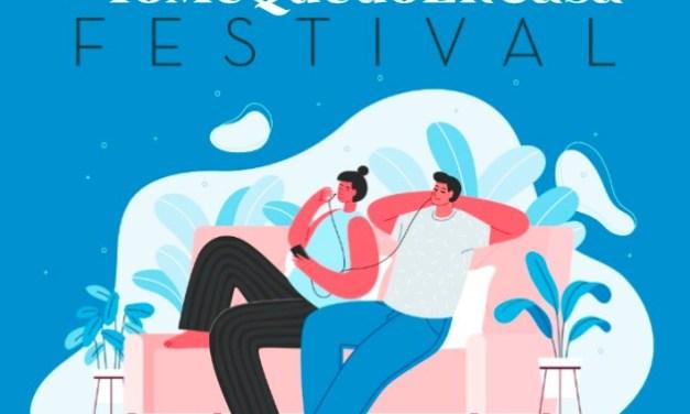 Numerosos artistas se unen en el '#YoMeQuedoEnCasa Festival'