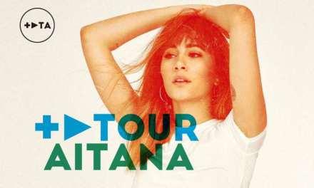 Aitana cancela el +Play Tour, salvo el concierto de Madrid