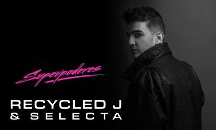 Recycled J regresa con «Superpoderes», su nuevo EP