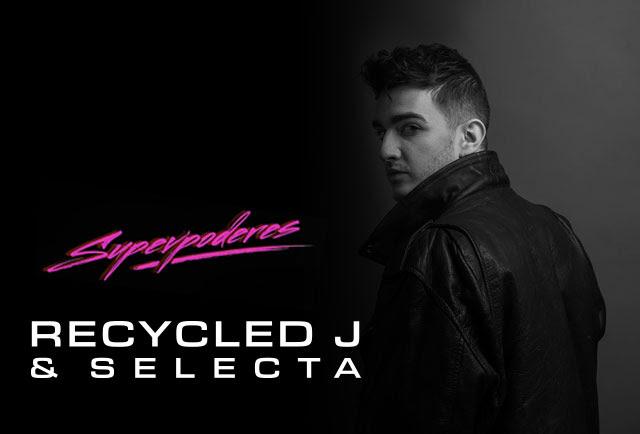 """Recycled J regresa con """"Superpoderes"""", su nuevo EP"""